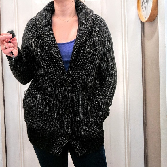 fd5ccc508d Banana Republic Sweaters - Banana republic Italian yarn cocoon cardigan